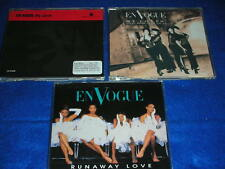 3 CD maxi EN VOGUE Runaway Love MY LOVIN' gonna get it