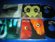 2 CD MARC EM 8 TITRES I am a ghost & the beast EP 1-2