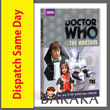 Doctor Who - The Krotons DVD1968 - R4 BBC