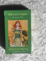 Oracolo Wicca, Wicca Orakel Karten, Nada Mesar,Esoterik, Magie, Orakel, Tarot