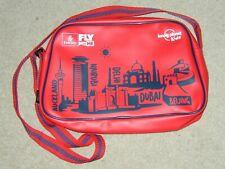 Emirates Lonely Planet Kids Shoulder Bag - Red (December 2018)