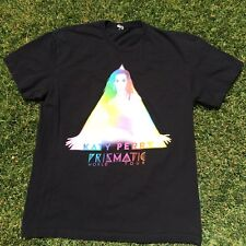 Katy Perry Concert World Tour Mens Size Medium MD T-Shirt Tee Shirt Pop Music