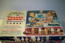 Vintage Kenner Freeze Queen ice cream machine no.1460