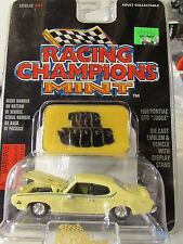 Racing Champions Mint 1969 Pontiac GTO Judge 1/62 Scale Issue #47