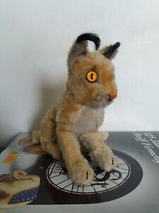 Vintage Sitting Steiff - Luxy Lynx