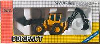 VOLVO BM 6300 Excavator Backhoe Loader Tractor Joal Toy Ref 230 Die Cast 1/50
