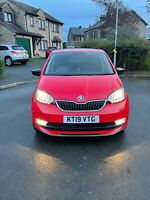 2019 skoda citigo coulor edition  1.0 petrol 5 door immaculate condition