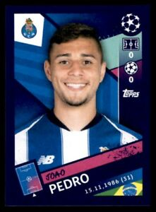 Topps Champions League 2018/19 - João Pedro FC Porto No. 410