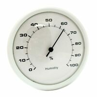 Hygrometer Indoor Outdoor Measures Humidity Thermometer Meter