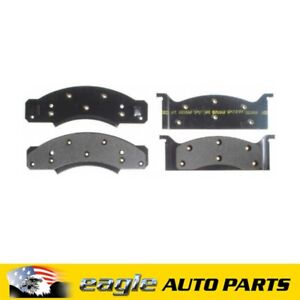 LINCOLN CONTINENTAL 1970 1971 1972 FRONT BRAKE PADS # D033