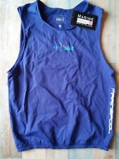 * MAILLOT SPORT MARINE POOL FFV VOILE BANQUE POPULAIRE LYCRA TAILLE L/4 NEUF