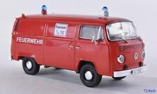 Premium Classixxs Fahrzeugmarke VW Auto-& Verkehrsmodelle mit Einsatzfahrzeug aus Druckguss