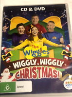 The Wiggles - Wiggly, Wiggly Christmas - DVD+CD - FREE POST