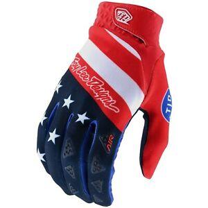 Troy Lee Designs Air Gloves TLD Mx Motocross Dirt Bike Enduro STARS & STRIPES