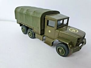 SOLIDO US ARMY  KAISER JEEP COVERED WAGON M34 6 x 6 #  245 11.75 1/50 VNC