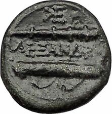 ALEXANDER III the GREAT as HERCULES 325BC Macedonia Ancient Greek Coin i55397