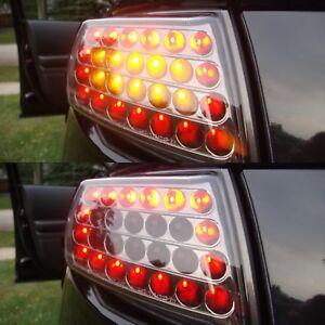 Infiniti FX35 FX45 FX Tail Lights, Euro Custom Taillights!!