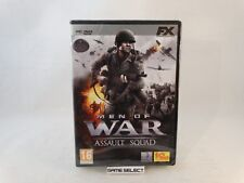 MEN OF WAR ASSAULT SQUAD PC COMPUTER DVD-ROM FX INTERACTIVE NUOVO SIGILLATO