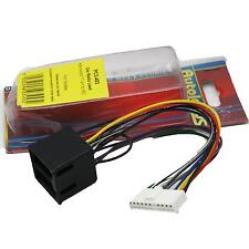 Autoleads PC3-453 Kenwood 11 Pin to ISO car stereo adaptor ISO lead harness