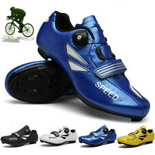 Men Cycling Shoes Professional Self-Locking Racing Road Bicycle Trainers Sneaker