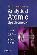 An Introduction to Analytical Atomic Spectrometry by Fisher A., etc., Ebdon H. E