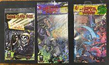 Insane Clown Posse Pendulum 1 2 3 Comic Book CD SEALED Tower Records Chaos! ICP