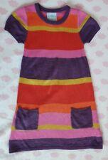 Girls Rainbow Jumper Dress Age 5 John Lewis