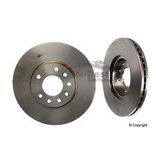 One New Ate Disc Brake Rotor Front 450142 4839320 for Saab Saturn