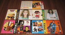 All PROMO ONLY with U2 tracks! 10 x JAPAN various artist compilation CD set BONO