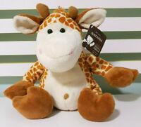 Teddy & Friends Natasha Giraffe Plush Toy w/ Swing Tag 25cm Tall!