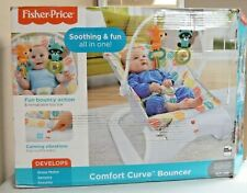 Used Fisher-Price Comfort Curve Bouncer