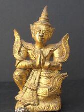 Antique Nat Wooden, Burma