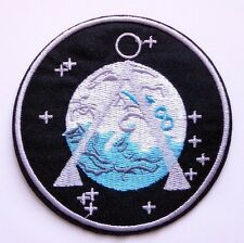 Stargate SG-1 TV Series Patch Project Earth Uniform Command Logo Iron-On 3.5""