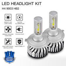 2x H4 HB2 9003 For Honda Civic 92-03 CR-V CRV 97-14 LED Headlight Dual Beam Bulb