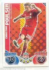 Topps Liverpool Season Soccer Trading Cards 2010