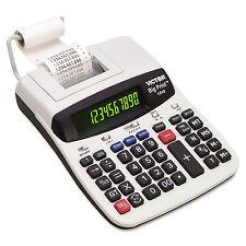 Victor 1310 Big Print Commercial Thermal Printing Calculator Black Print 6 Lines
