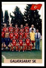 Panini Champions League 2000/2001 (Finale) - Galatasaray Team (2 of 2) No. 68