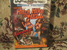 Hitchhike to Hell/Kidnapped Coed (DVD, 2002)Something Weird Double Feature