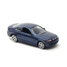 "BMW 328 Ci E46 Coupe M3 Dark Blue Motor Max 6003 1:64 3"" inch Toy Car 320i 330i"