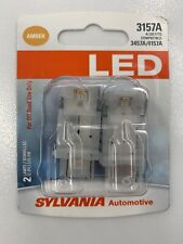 Sylvania automotive led light bulbs 3157A/3457A/4157A 2-pack