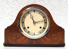 Elliott Imperial Labrado Nogal Art Deco llamativo Reloj Excelente