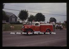 Ottsville PA Dodge Power Wagon Brush Truck Fire Apparatus Slide
