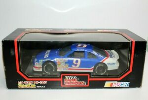 Bill Elliott 1991 #9 Melling Ford 1:24 Racing Champions Black Box New NOS