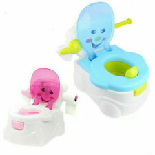 Toilet trainer kids seat learning potty training stool toddler chair kid