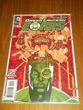 GREEN LANTERN CORPS #40 DC COMICS NEW 52 NM (9.4)