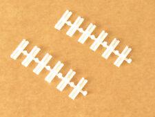 Fleischmann Réf 6403 paquets de 12 Éclisses isolantes neufs