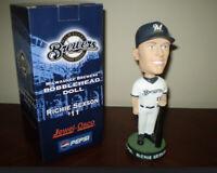 RICHIE SEXSON MILWAUKEE BREWERS Baseball Bobblehead Vtg 2002 MLB SGA PEPSI