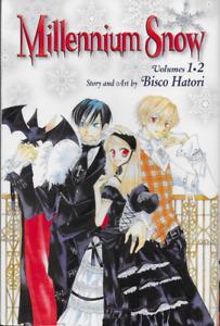 Millennium Snow (2-in-1), Vol. 1 by Bisco Hatori (2014, Paperback)