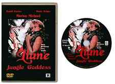 Liane Jungle Goddess1956 DVD, ENGLISH -Marion Michael, Hardy Krüger-USA Shipping