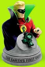 DC Comics Green Lantern Alan Scott Bust & Power Ring Prop New from 2001